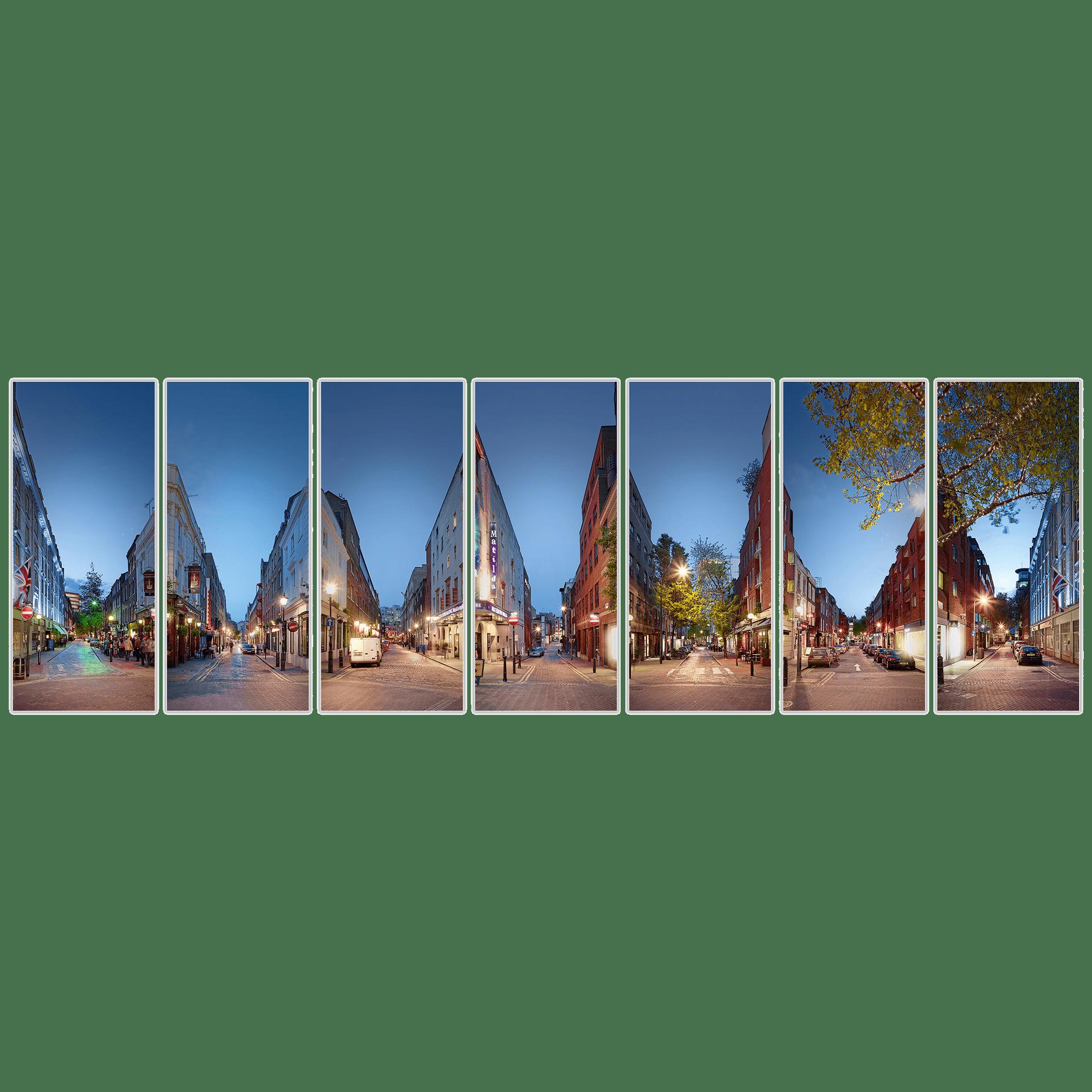 Seven Dials 7 Piece Panorama